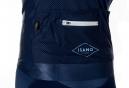 Maillot Manches Courtes ISANO STRADA CLASSICA 2016 Bleu Blanc