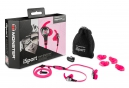 MONSTER Ecouteurs ISPORT INTENSITY Rose
