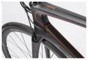 Vélo de Route Cube Agree C:62 Race Disc Shimano Ultegra 11v Noir Rouge
