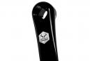 Pédalier LEBRAM SINGLE SPEED 46 Dents Longueur 165mm Noir