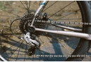 Gravel Bike BOMBTRACK HOOK EXT 27.5´´ Gris 2017
