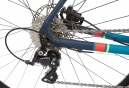 Vélo Gravel SARACEN HACK FB SHIMANO SORA 9 Vitesses Bleu 2017